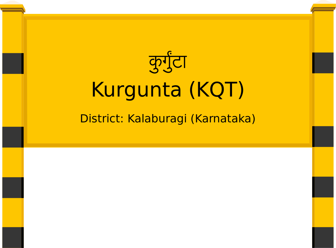 Kurgunta (KQT) Railway Station