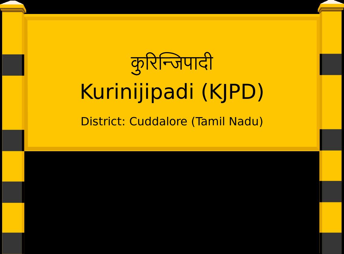 Kurinijipadi (KJPD) Railway Station