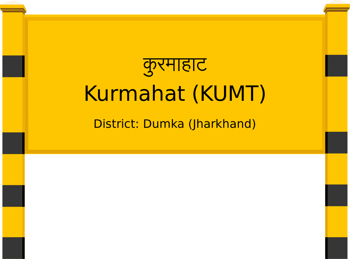 Kurmahat (KUMT) Railway Station