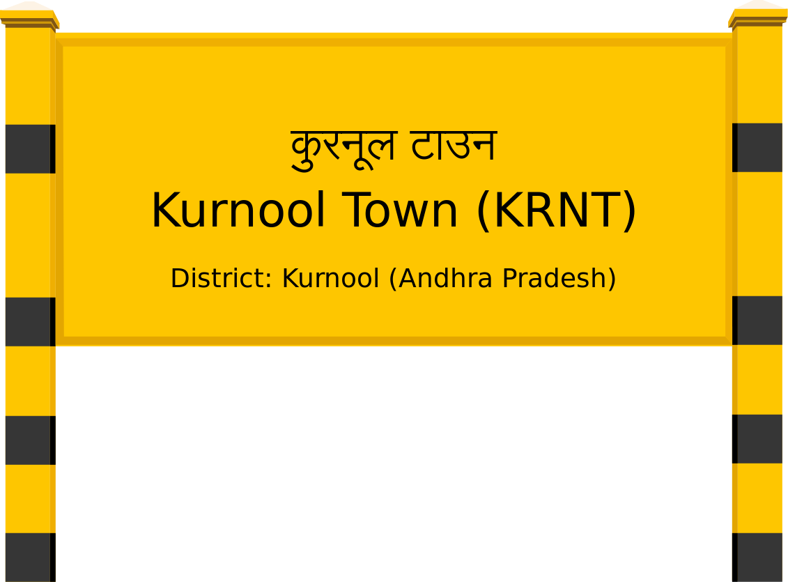 Kurnool Town (KRNT) Railway Station