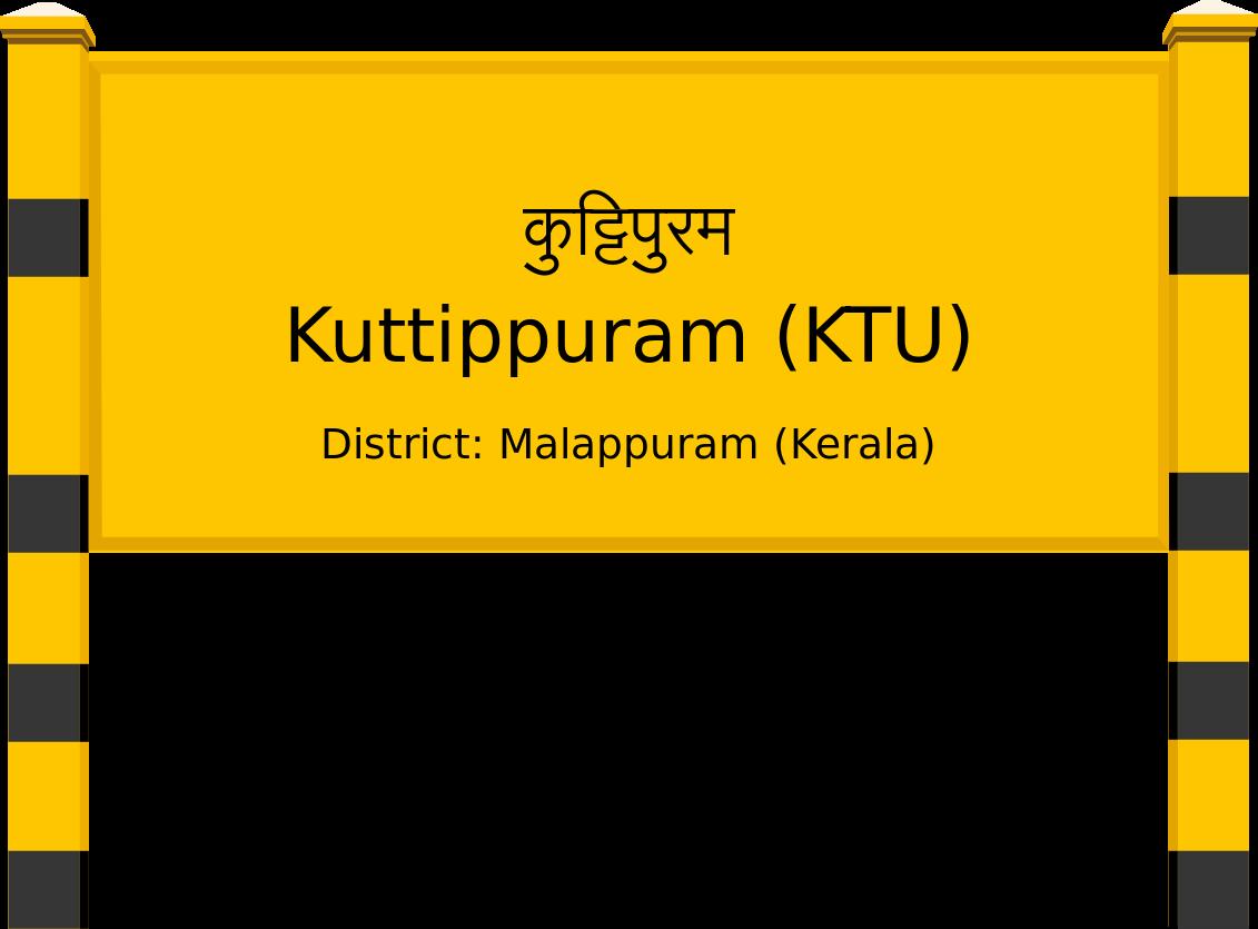 Kuttippuram (KTU) Railway Station