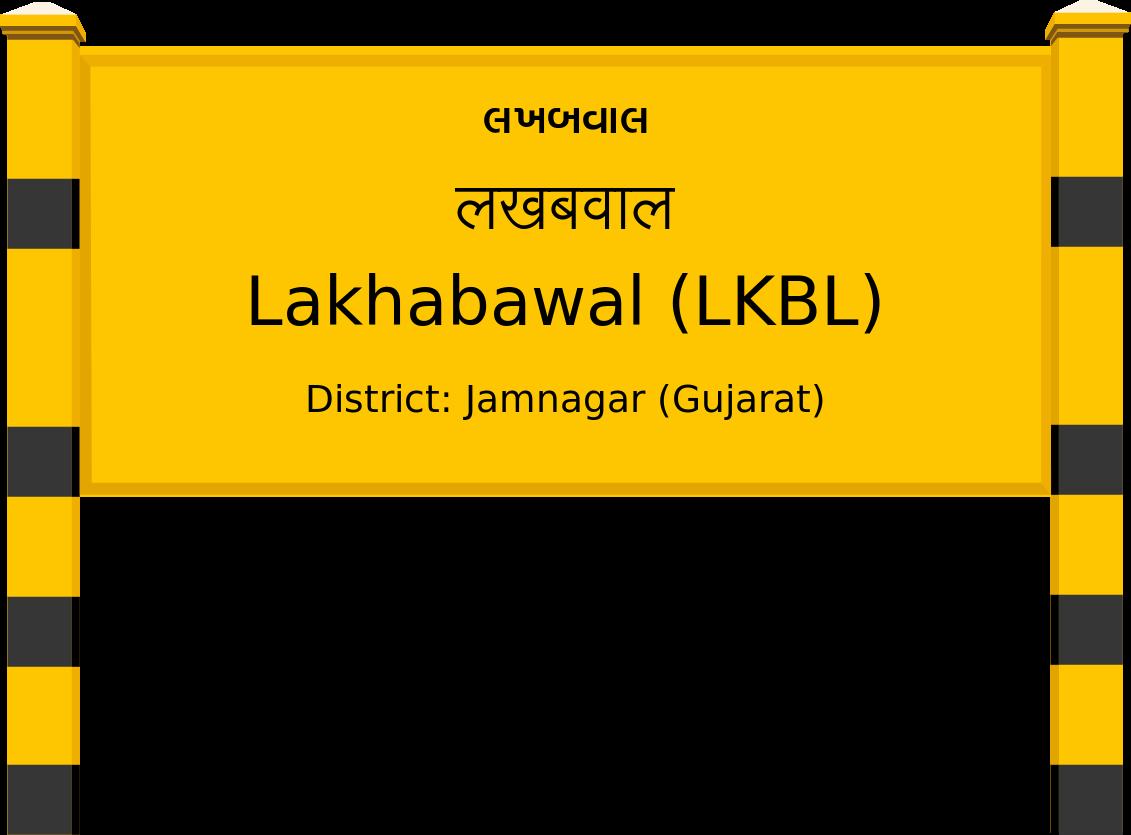 Lakhabawal (LKBL) Railway Station