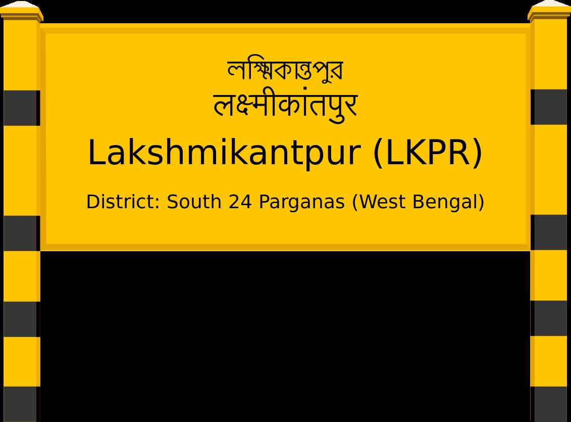 Lakshmikantpur (LKPR) Railway Station