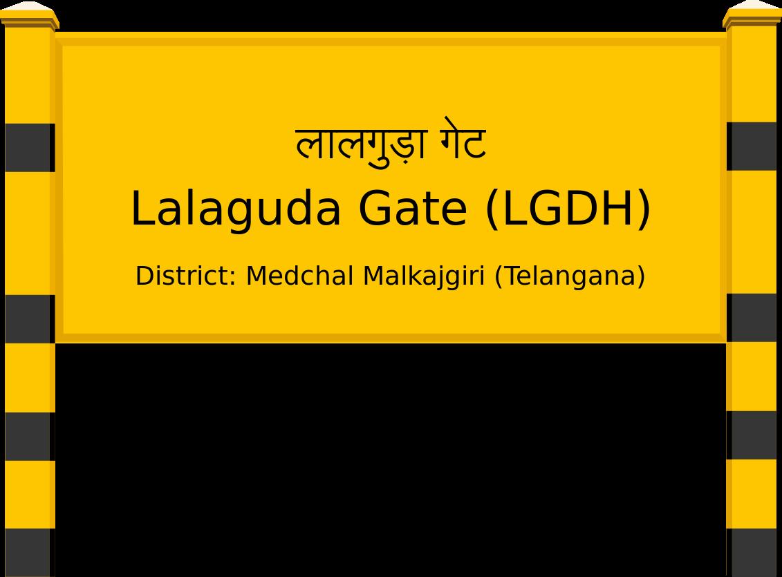 Lalaguda Gate (LGDH) Railway Station