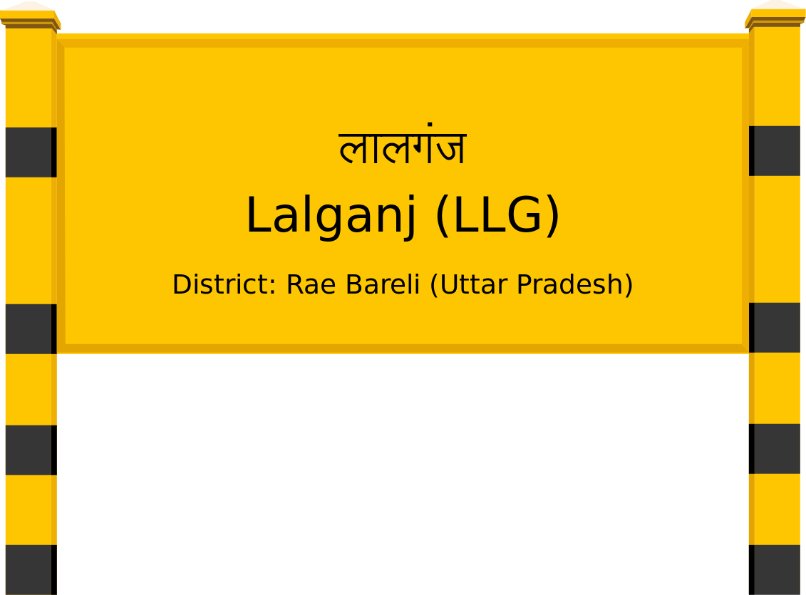 Lalganj (LLG) Railway Station