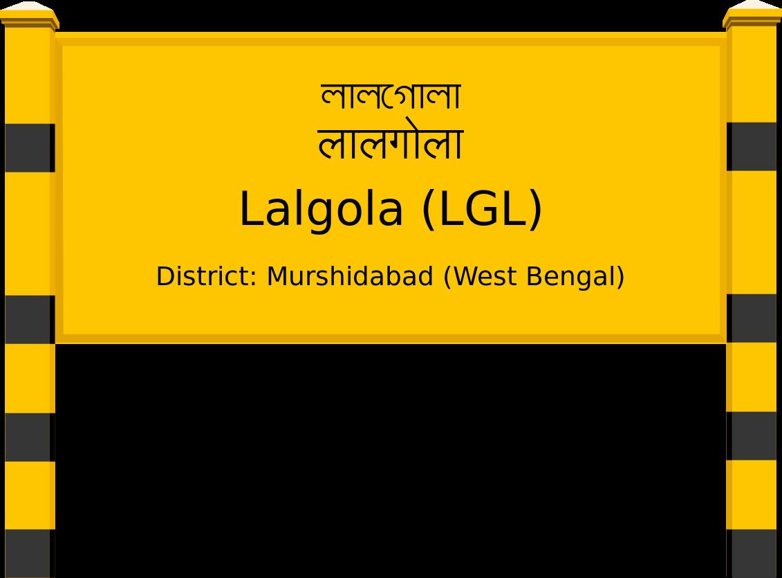 Lalgola (LGL) Railway Station