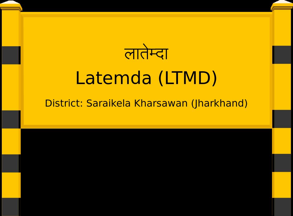 Latemda (LTMD) Railway Station