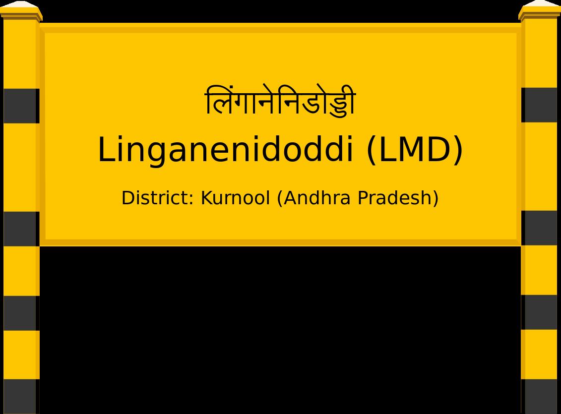 Linganenidoddi (LMD) Railway Station