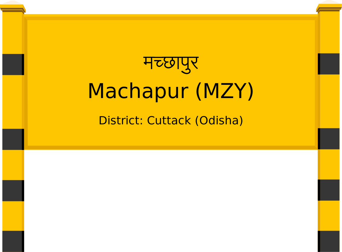 Machapur (MZY) Railway Station
