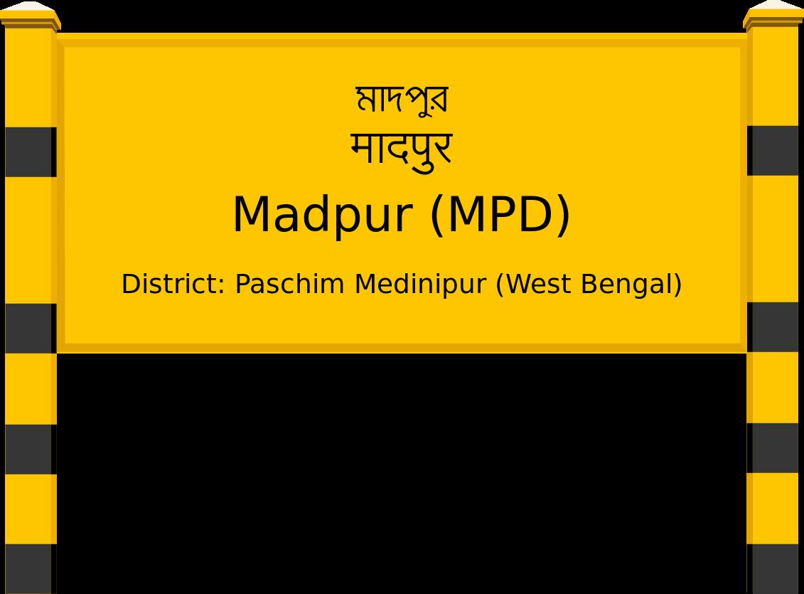 Madpur (MPD) Railway Station