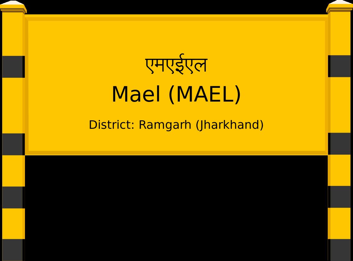 Mael (MAEL) Railway Station