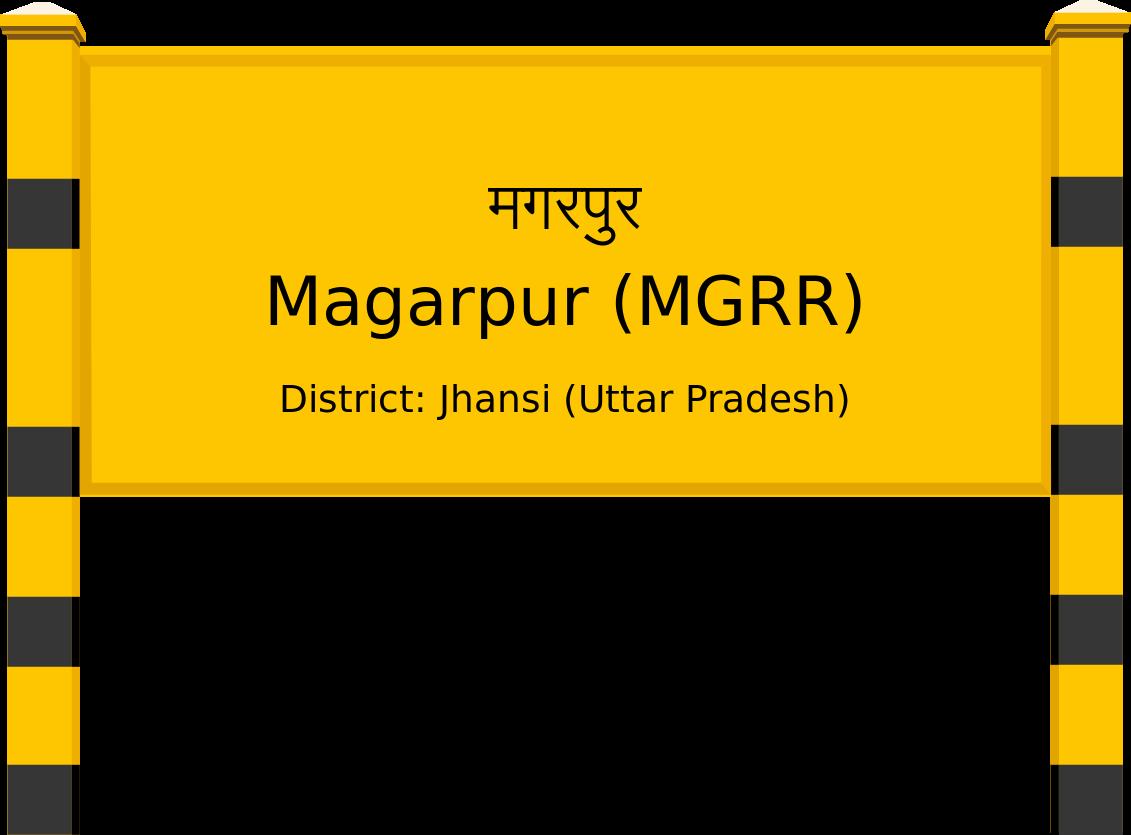 Magarpur (MGRR) Railway Station