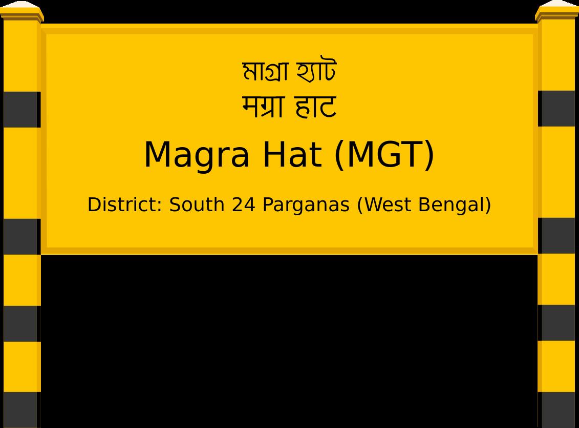 Magra Hat (MGT) Railway Station