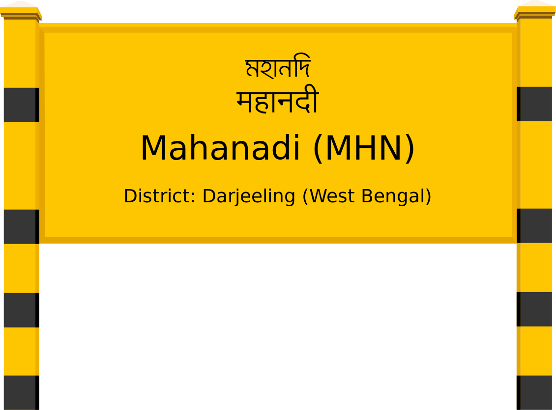 Mahanadi (MHN) Railway Station