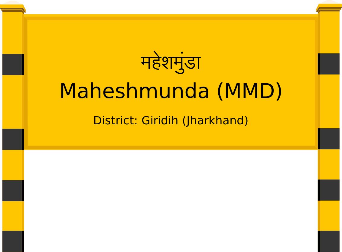 Maheshmunda (MMD) Railway Station