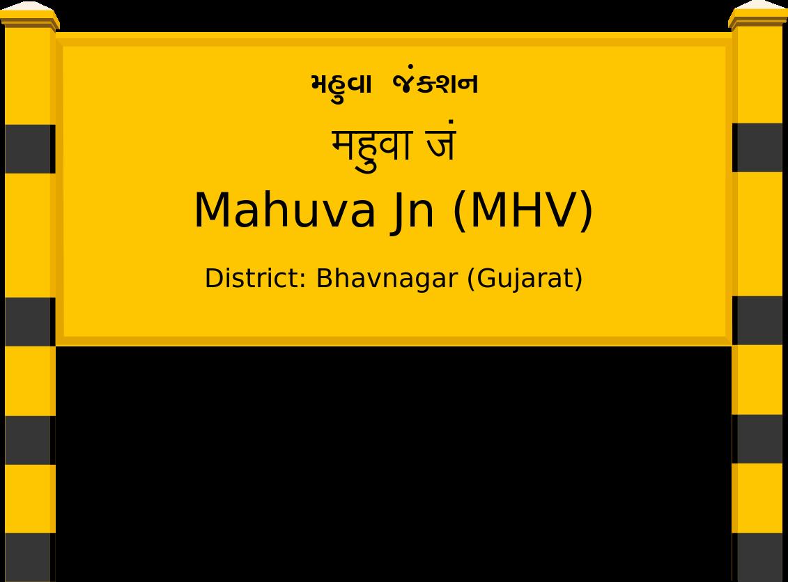 Mahuva Jn (MHV) Railway Station
