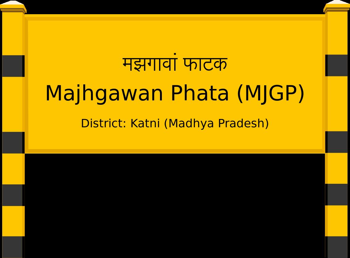 Majhgawan Phata (MJGP) Railway Station