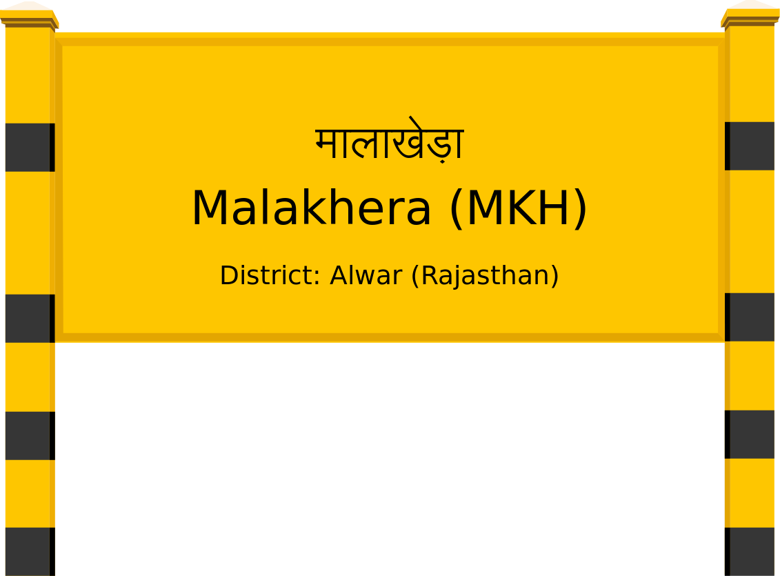 Malakhera (MKH) Railway Station