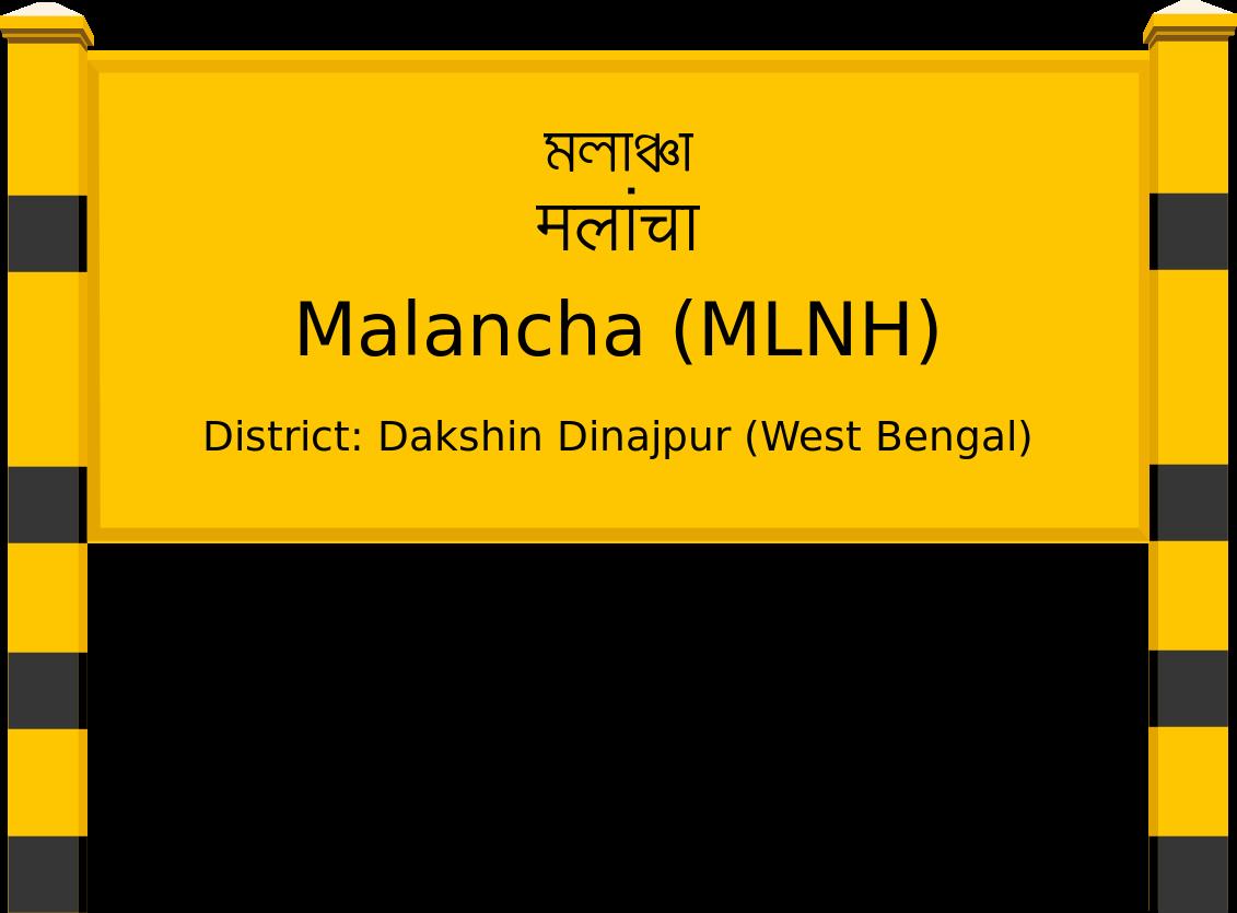 Malancha (MLNH) Railway Station