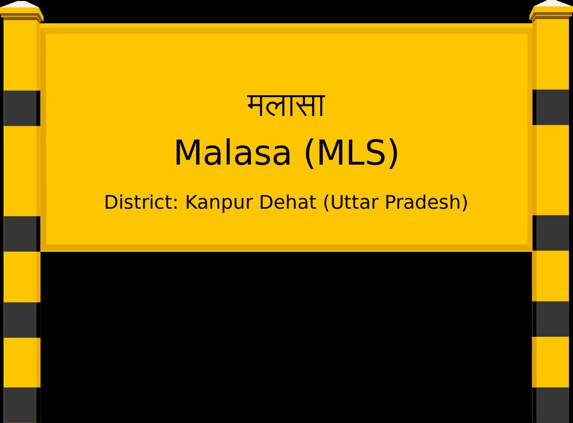 Malasa (MLS) Railway Station