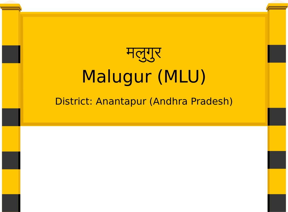 Malugur (MLU) Railway Station