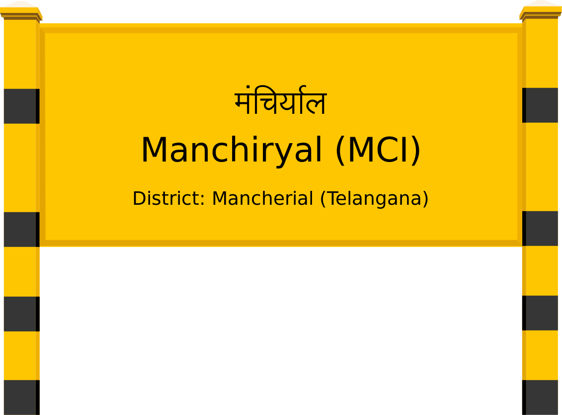 Manchiryal (MCI) Railway Station