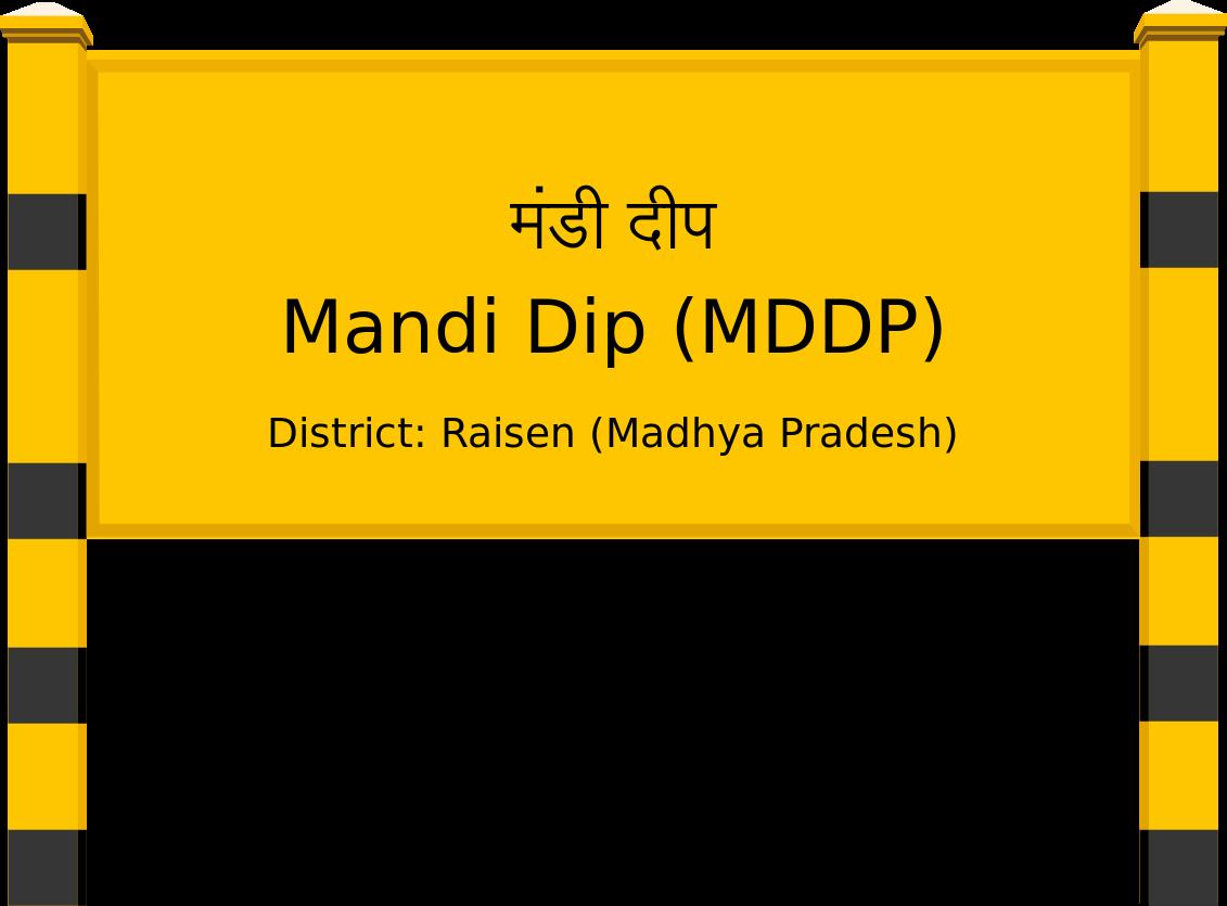 Mandi Dip (MDDP) Railway Station