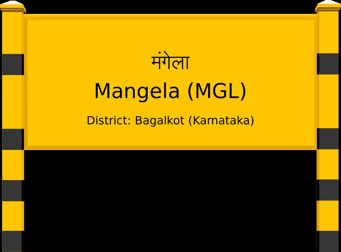 Mangela (MGL) Railway Station