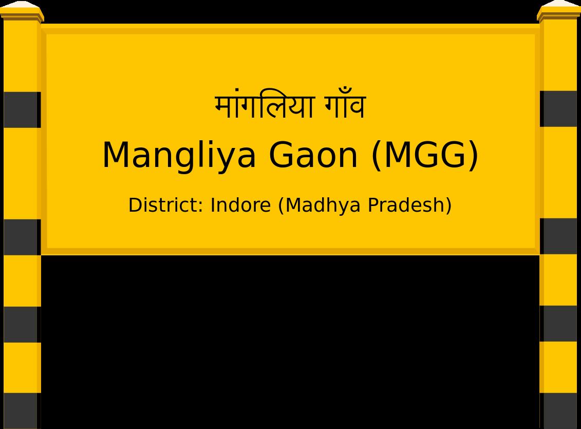 Mangliya Gaon (MGG) Railway Station