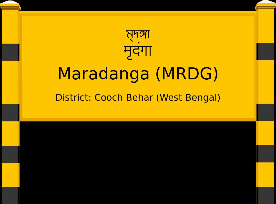 Maradanga (MRDG) Railway Station