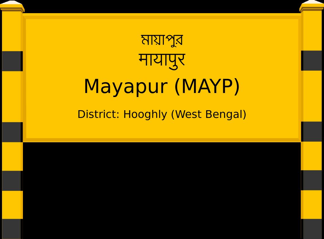 Mayapur (MAYP) Railway Station