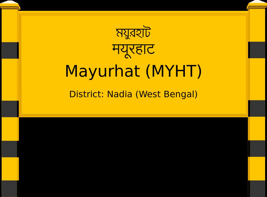 Mayurhat (MYHT) Railway Station