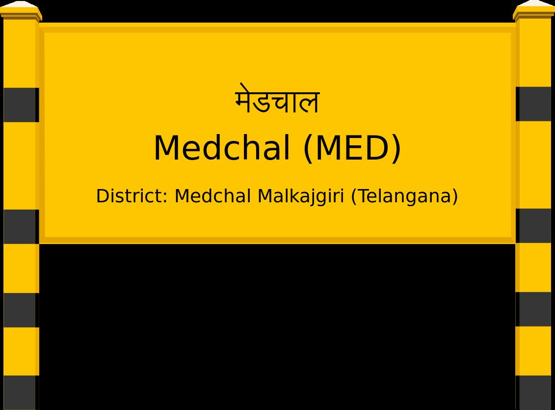 Medchal (MED) Railway Station