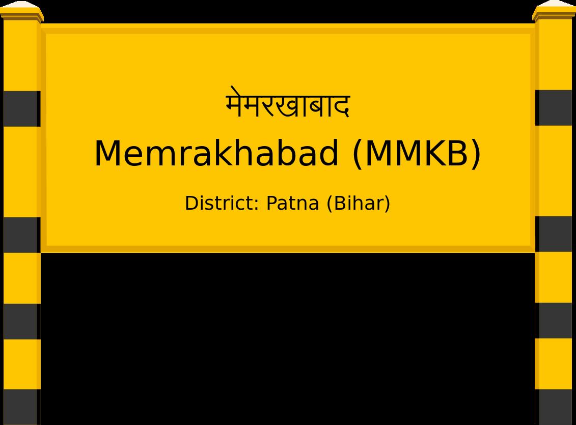 Memrakhabad (MMKB) Railway Station