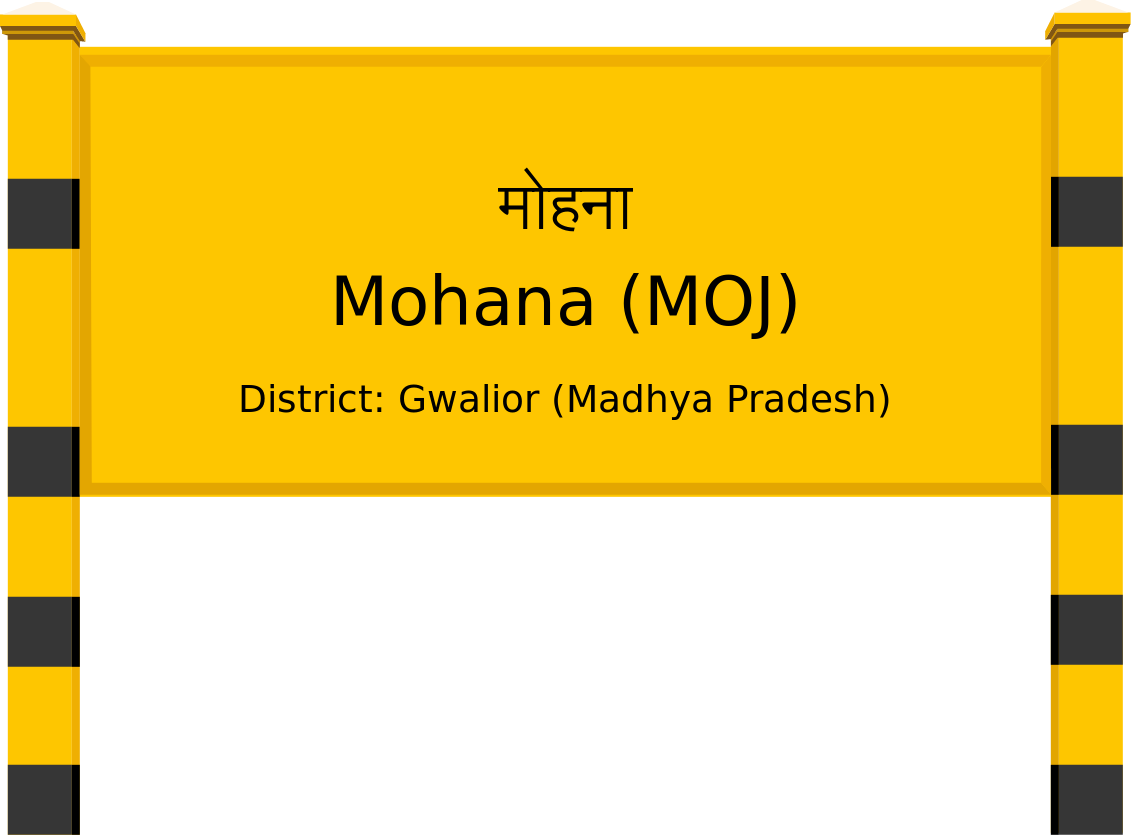 Mohana (MOJ) Railway Station