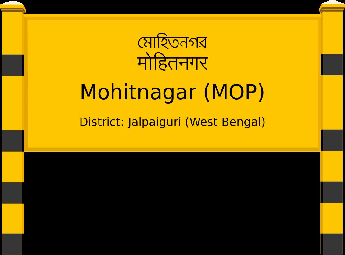 Mohitnagar (MOP) Railway Station