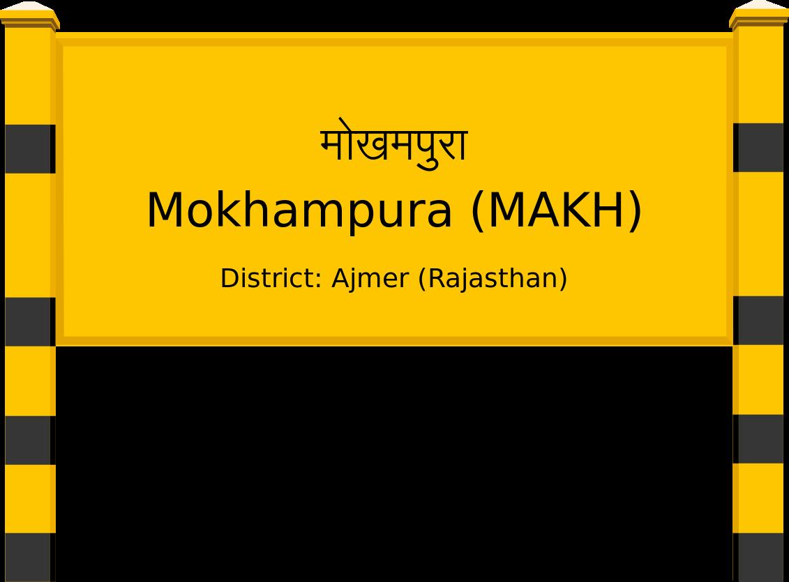 Mokhampura (MAKH) Railway Station
