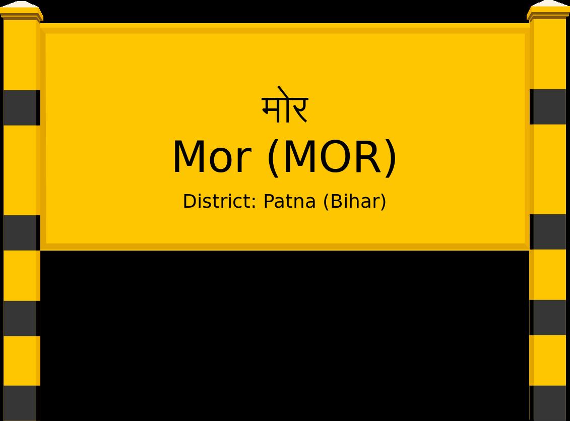 Mor (MOR) Railway Station