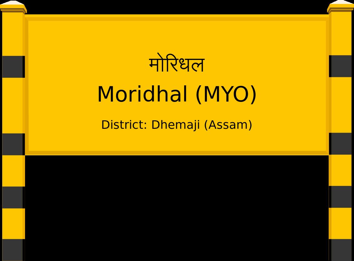 Moridhal (MYO) Railway Station