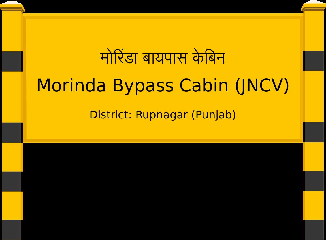 Morinda Bypass Cabin (JNCV) Railway Station