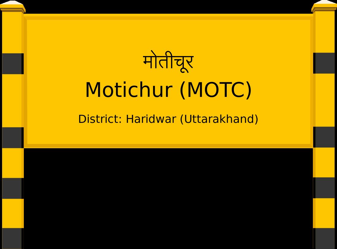 Motichur (MOTC) Railway Station