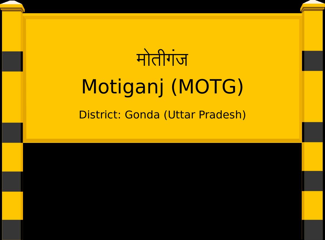Motiganj (MOTG) Railway Station
