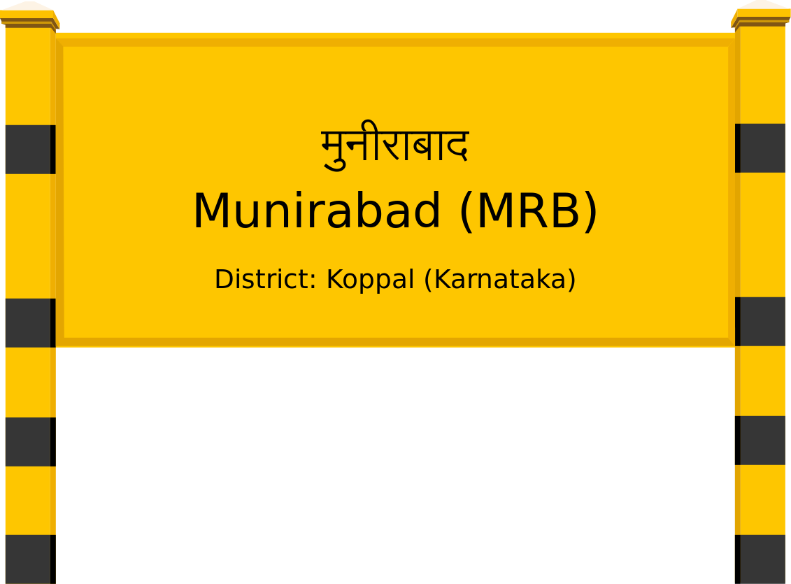 Munirabad (MRB) Railway Station