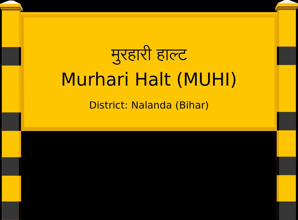 Murhari Halt (MUHI) Railway Station
