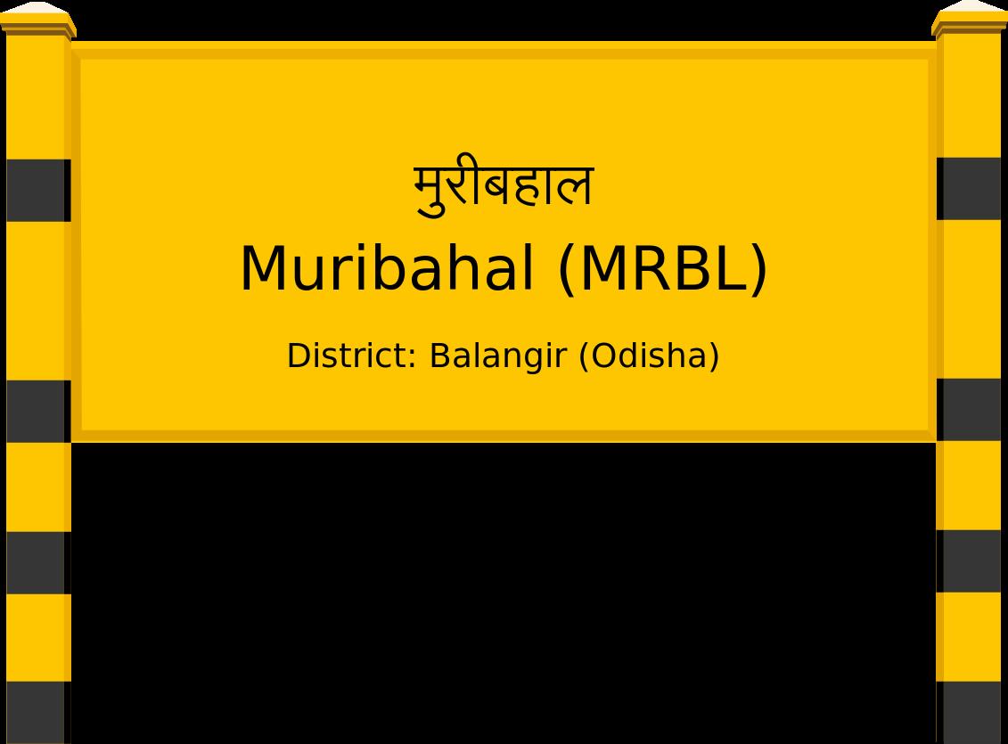 Muribahal (MRBL) Railway Station