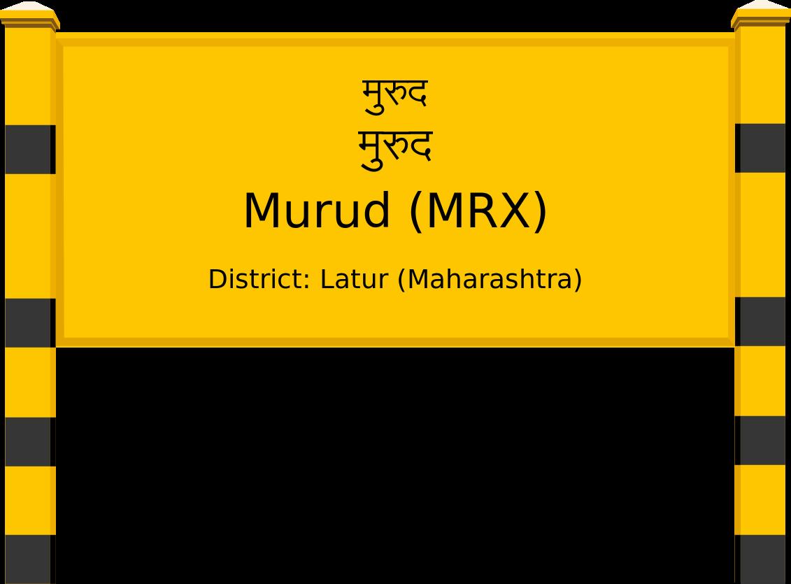 Murud (MRX) Railway Station