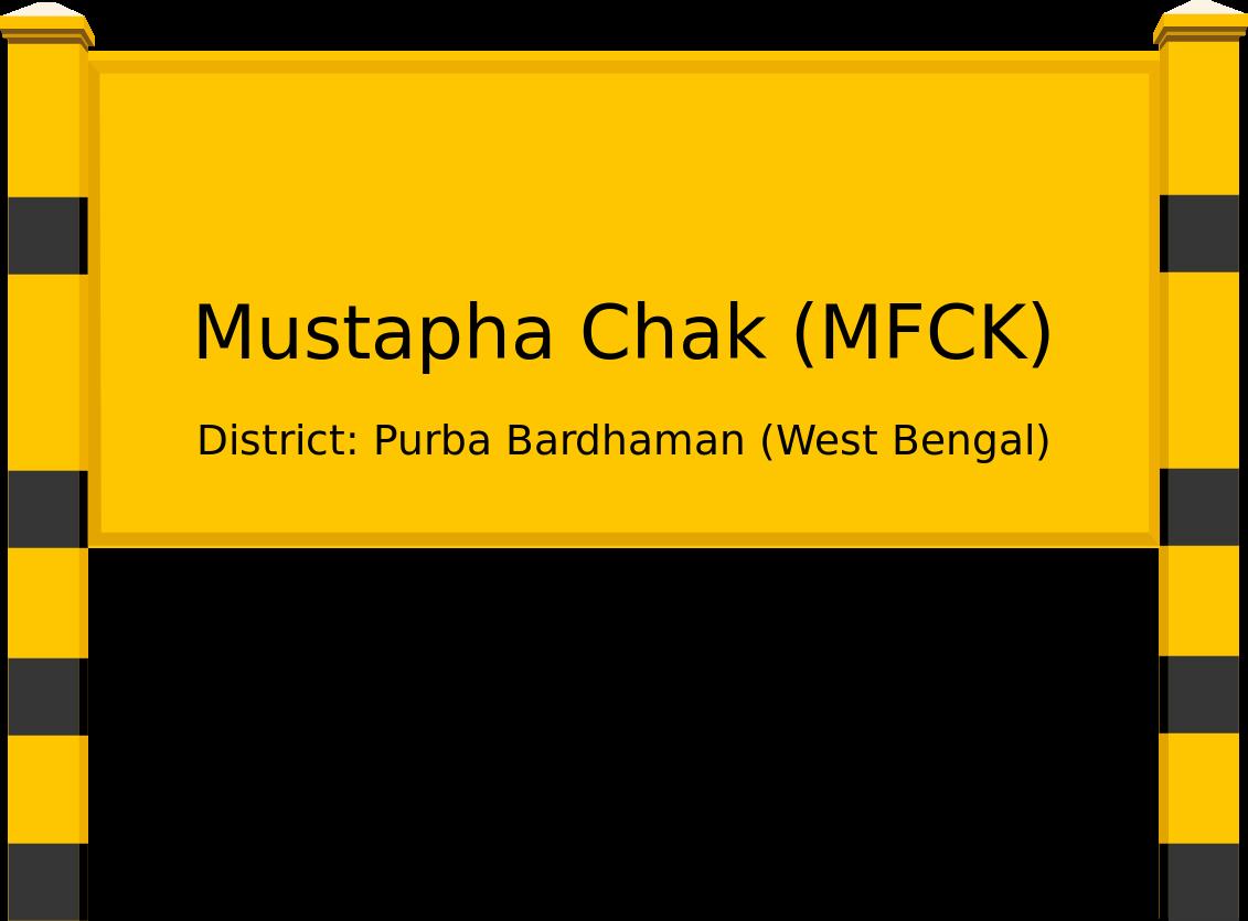 Mustapha Chak (MFCK) Railway Station