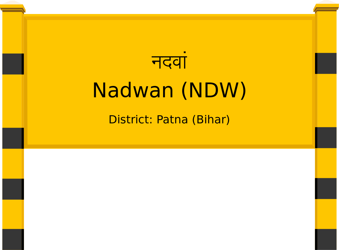Nadwan (NDW) Railway Station