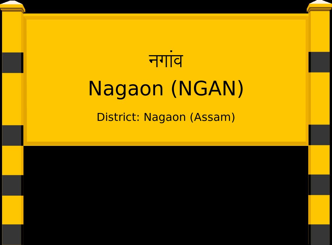 Nagaon (NGAN) Railway Station