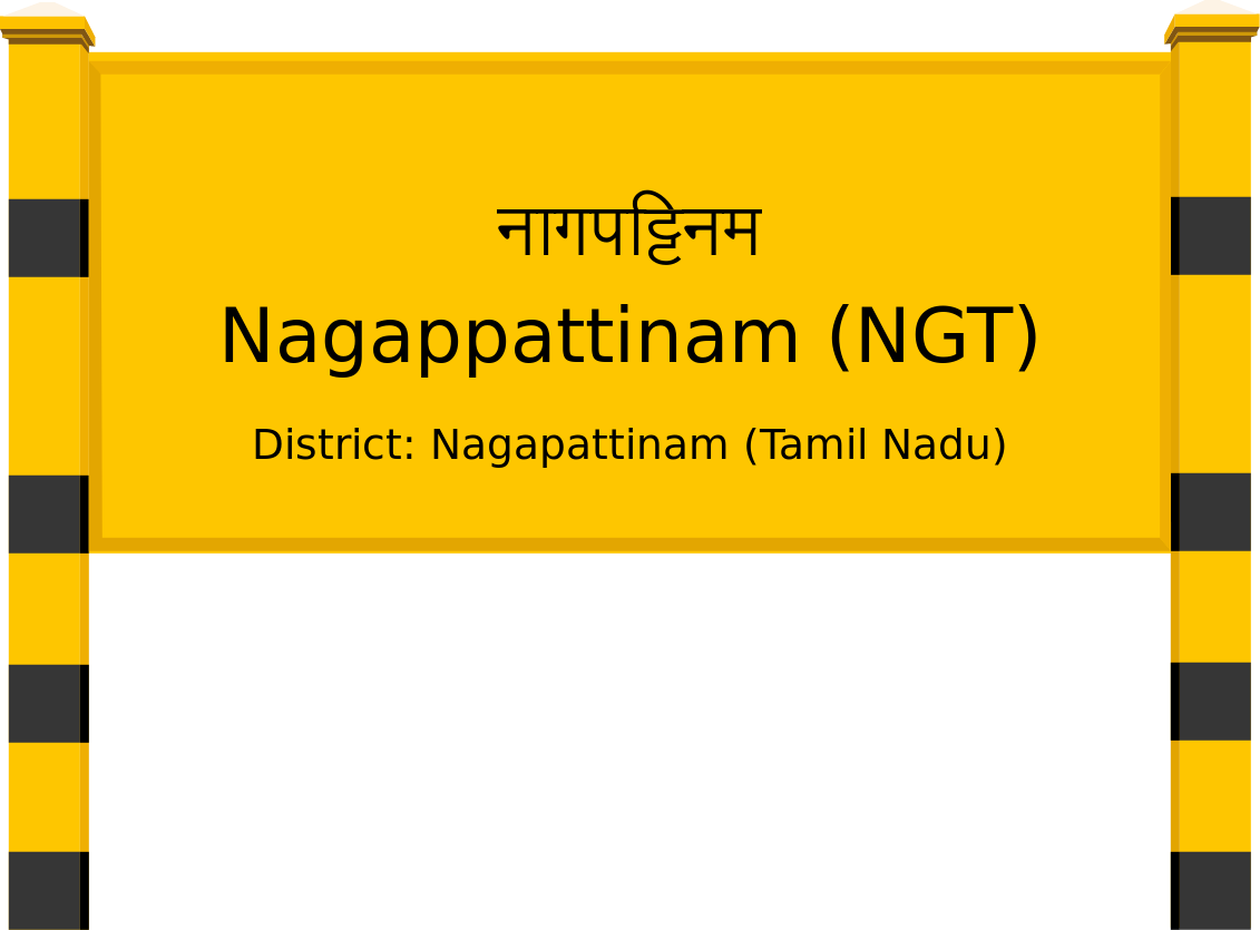 Nagappattinam (NGT) Railway Station